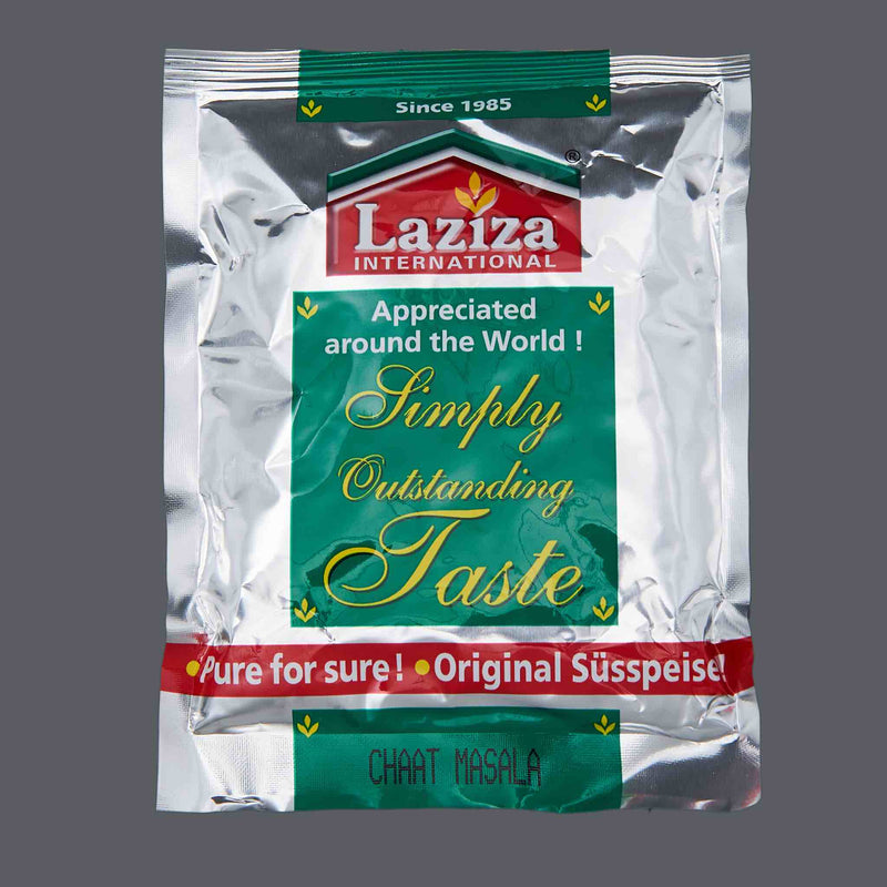 Laziza Fruit Chaat Mix - Open Box