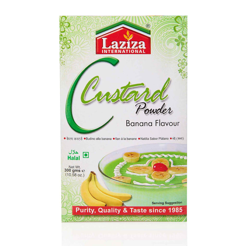 Laziza Banana Custard Powder - Main