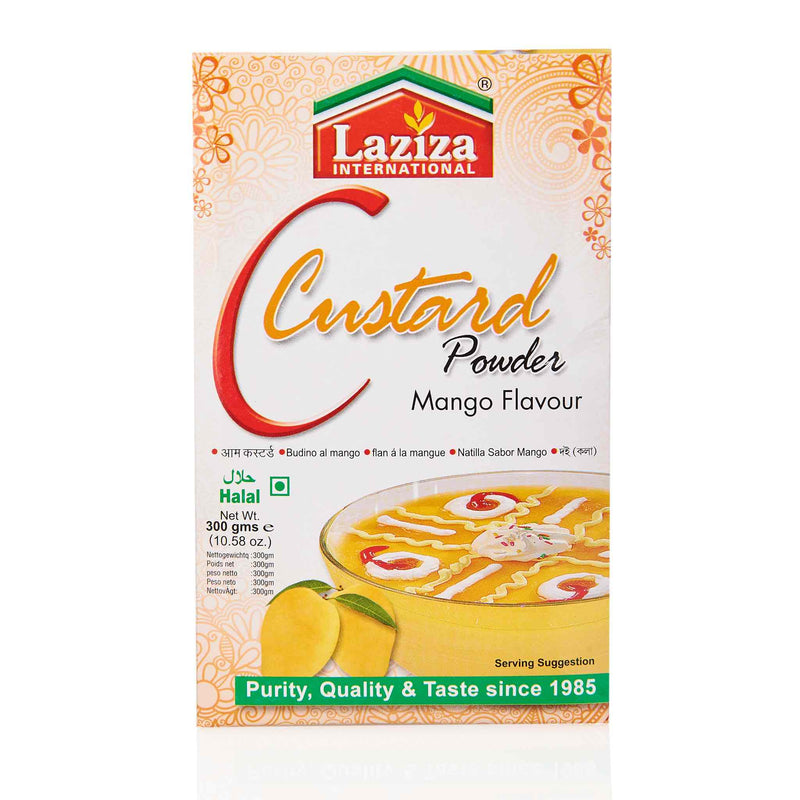 Laziza Mango Custard Powder - Main