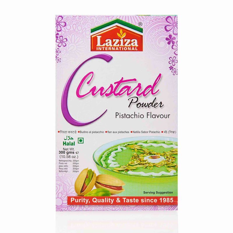 Laziza Pistachio Custard Powder - Main