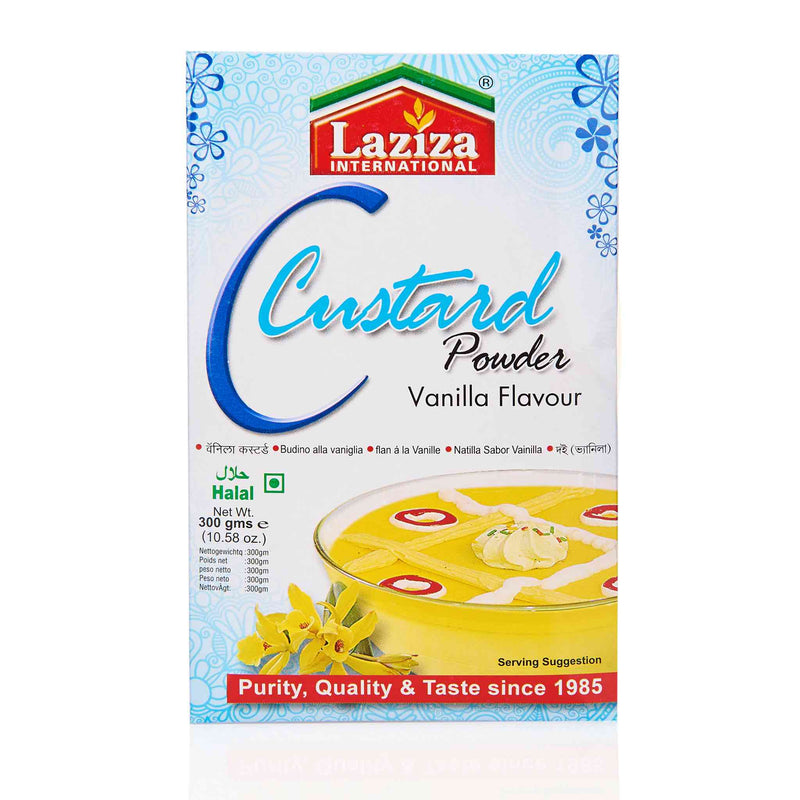 Laziza Vanilla Custard Powder - Main