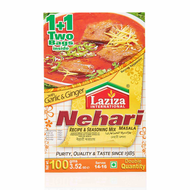 Laziza Nehari Recipe Mix - Main