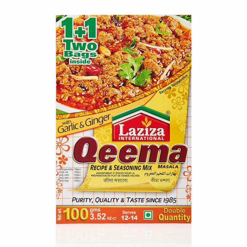 Laziza Qeema Recipe Mix - Main