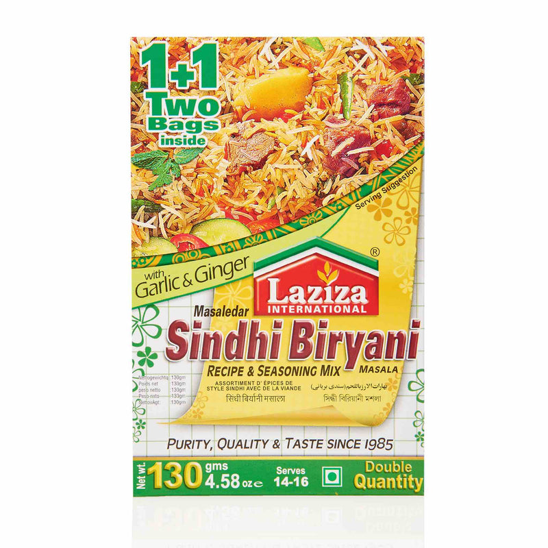 Laziza Sindhi Biryani Recipe Mix - Main