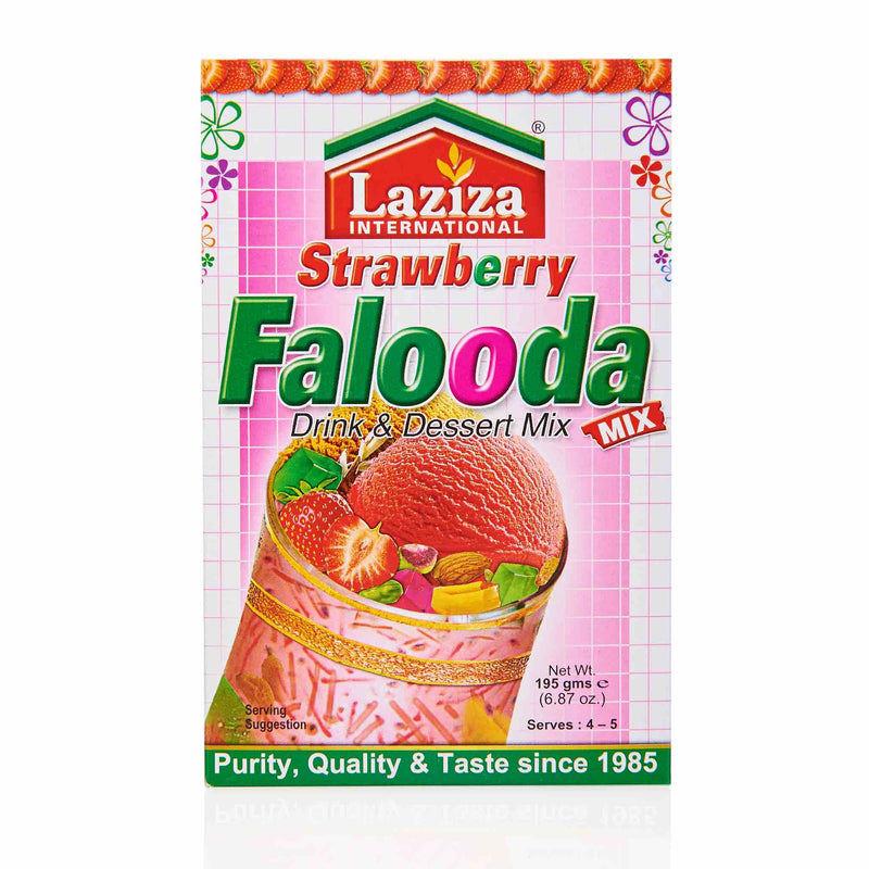 Laziza Strawberry Falooda Mix - Main