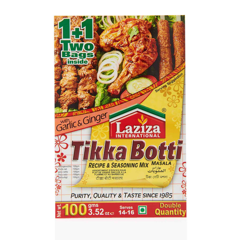 Laziza Tikka Botti Recipe Mix - Main