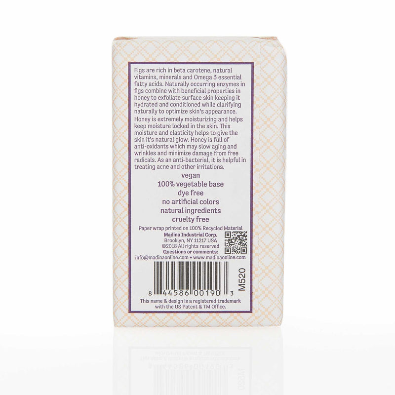 Madina Fig & Honey Soap