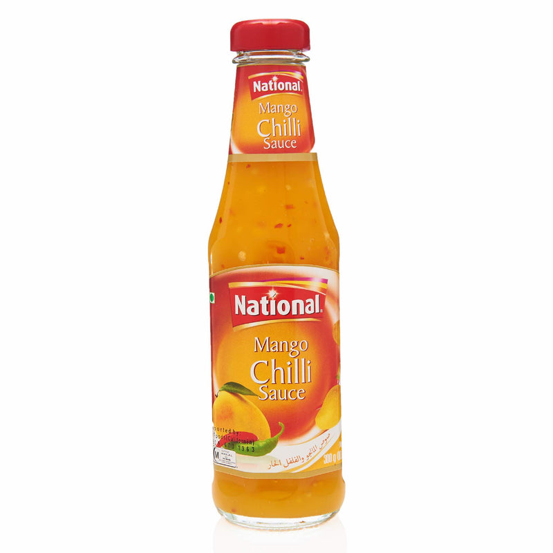 National Mango Chilli Sauce - Front
