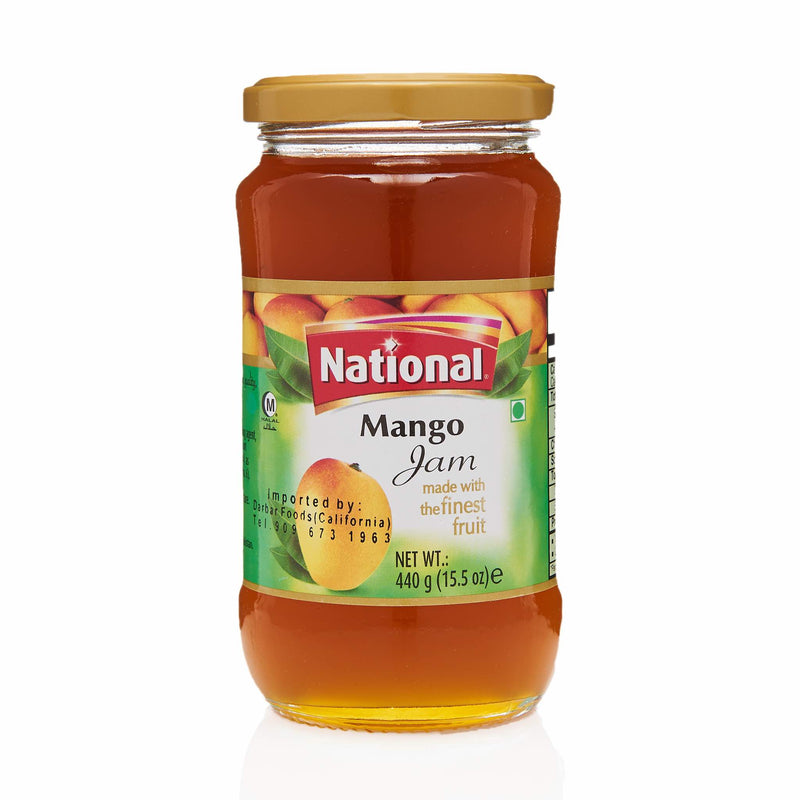 National Mango Jam - Front