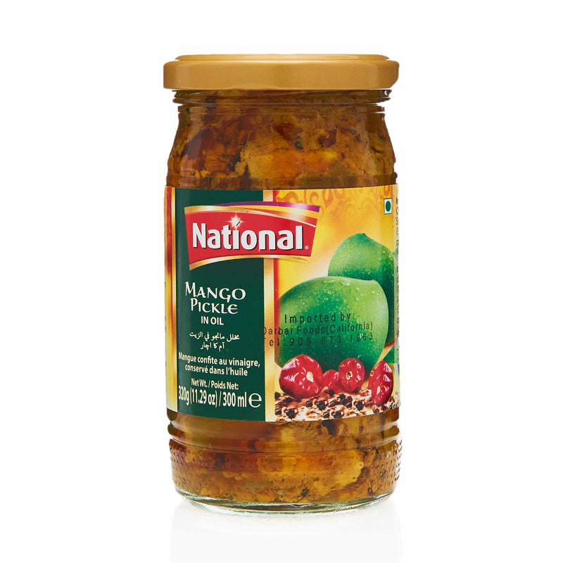 National Mango Pickle - Front
