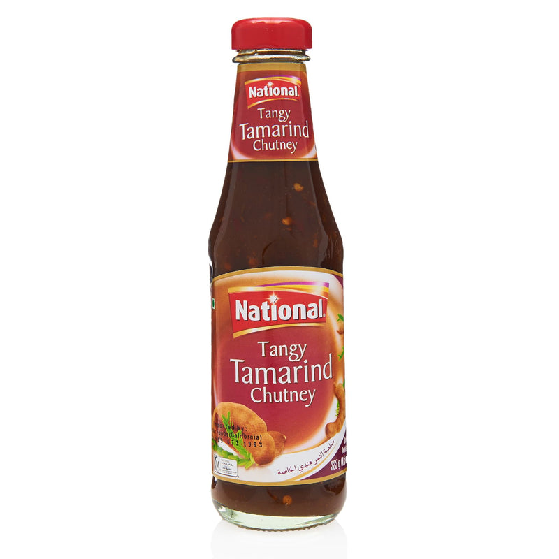 National Tangy Tamarind Chutney - Front
