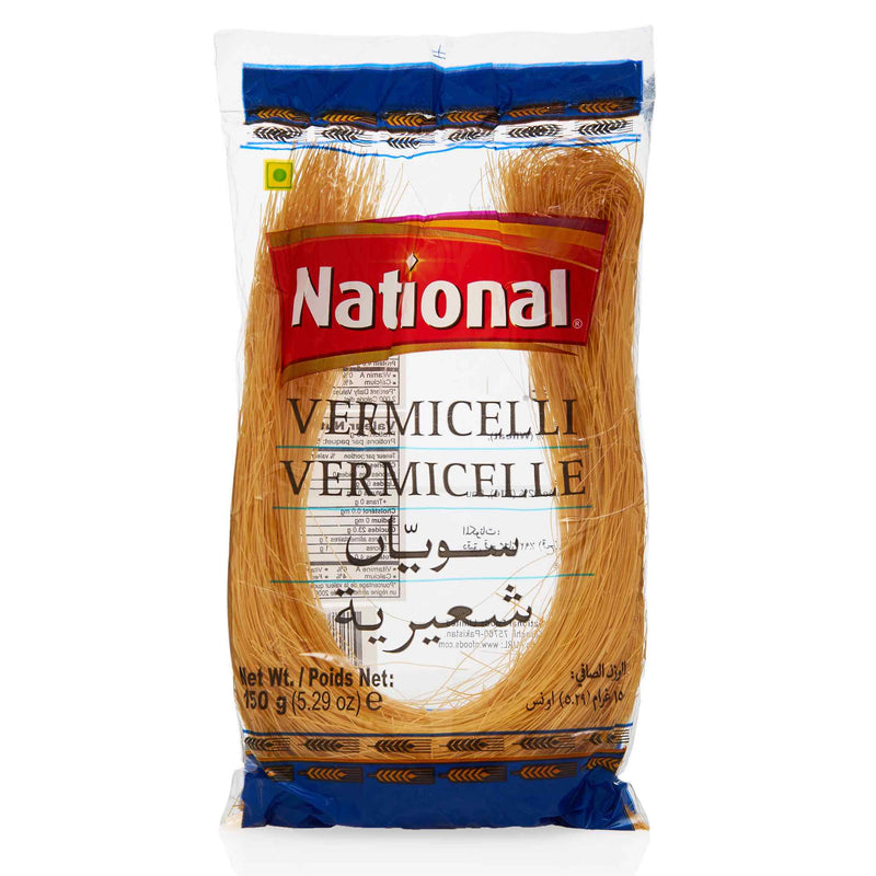 National Vermicelli - Front