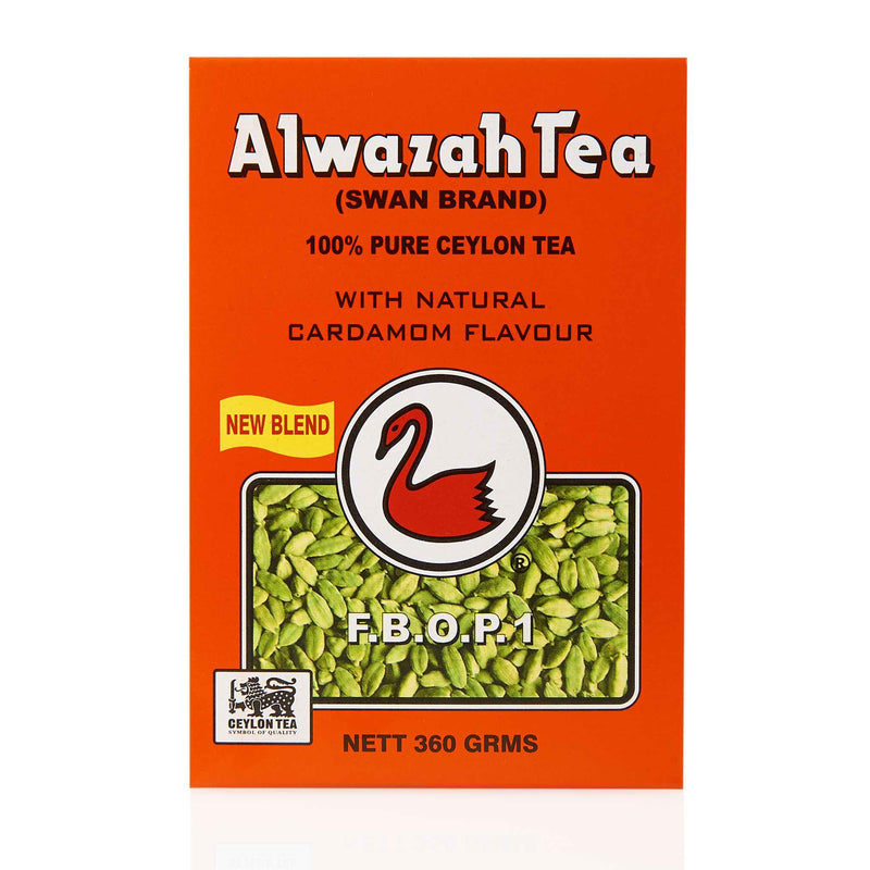 Al Wazah Pure Ceylon Tea with Cardamom flavor - Main