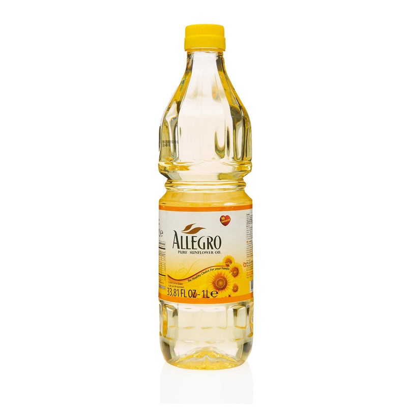 Allegro Sunflower Oil - Front
