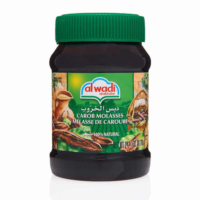 Al Wadi Carob Molasses - Front