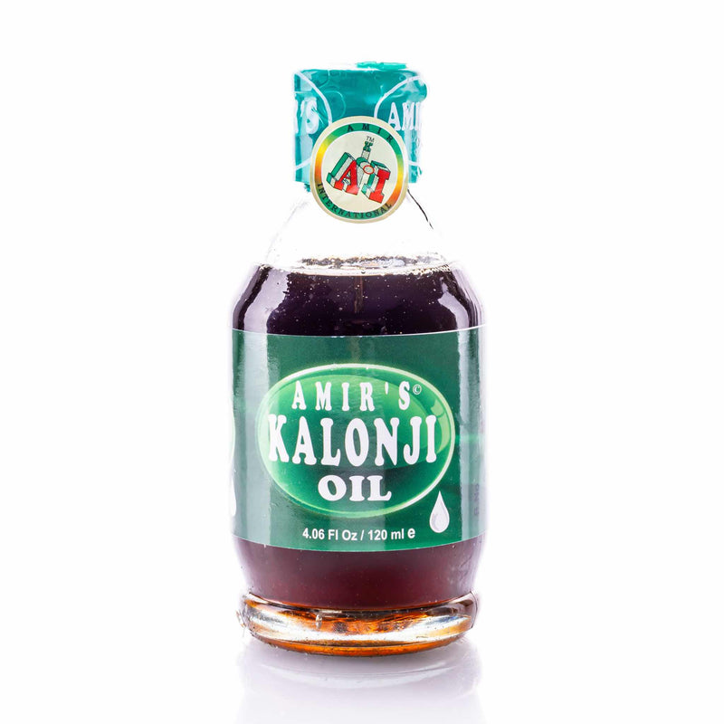 Amir's Kalonji Oil Black Seed Oil - Bottle