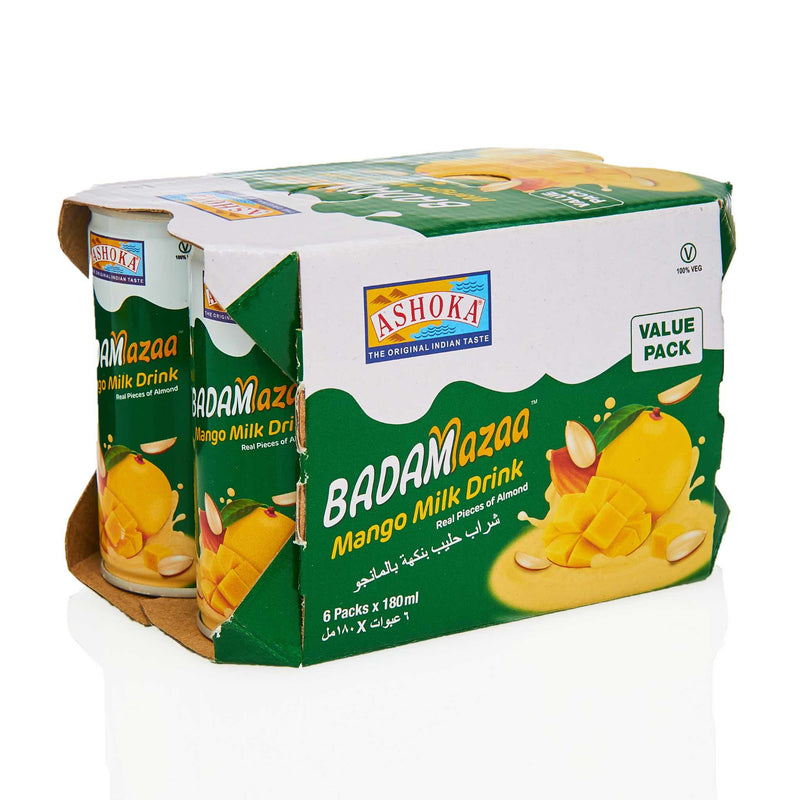 Ashoka Mango Milk Drink - 6 pack