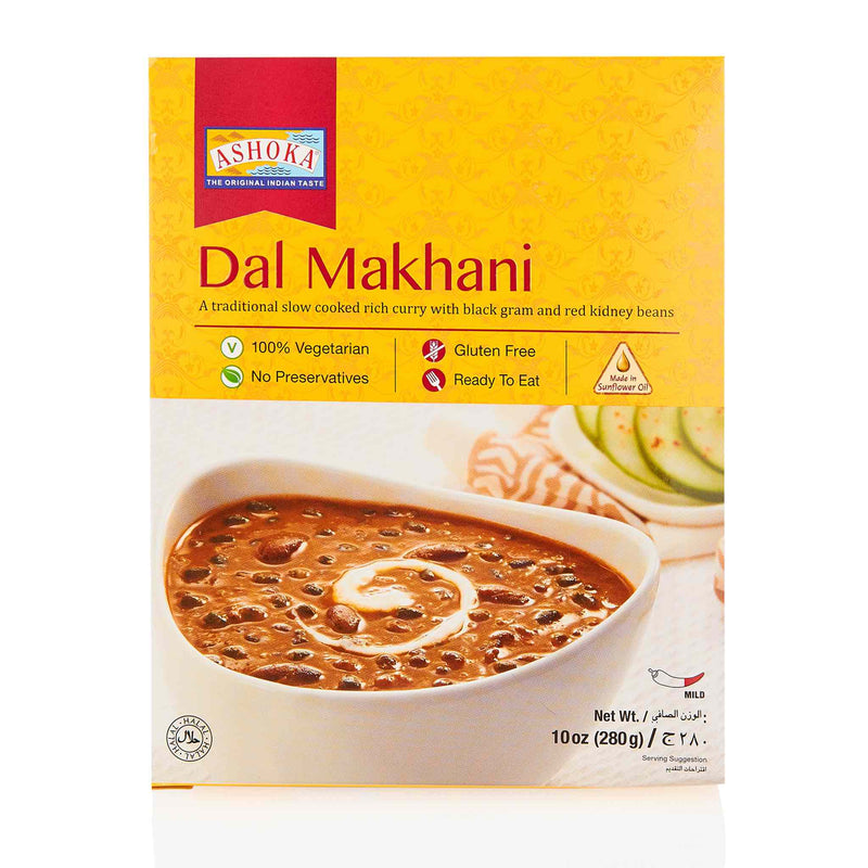 Ashoka Dal Makhani Ready to Eat Meal - Front