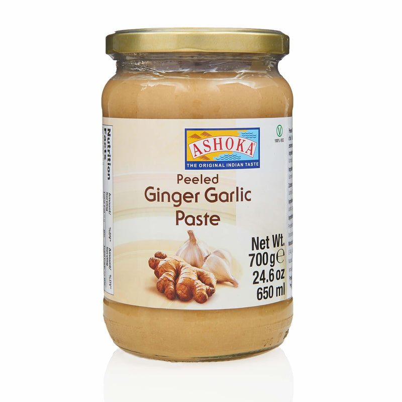 Ashoka Ginger Garlic Paste - Front