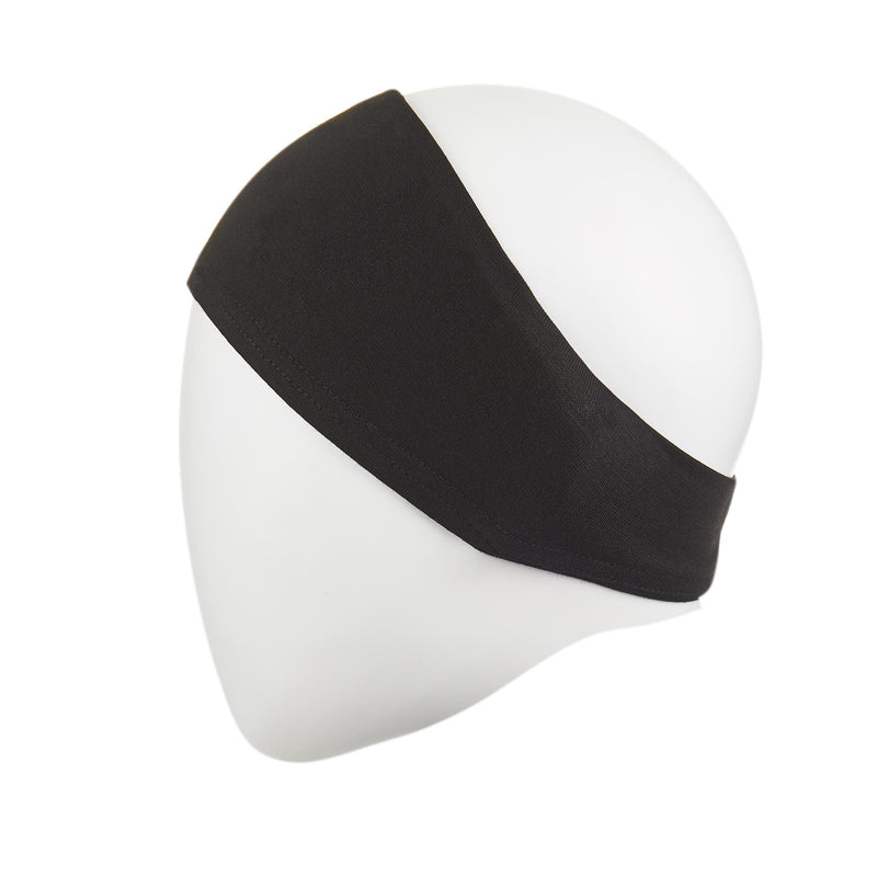 White Bandana Head Cap