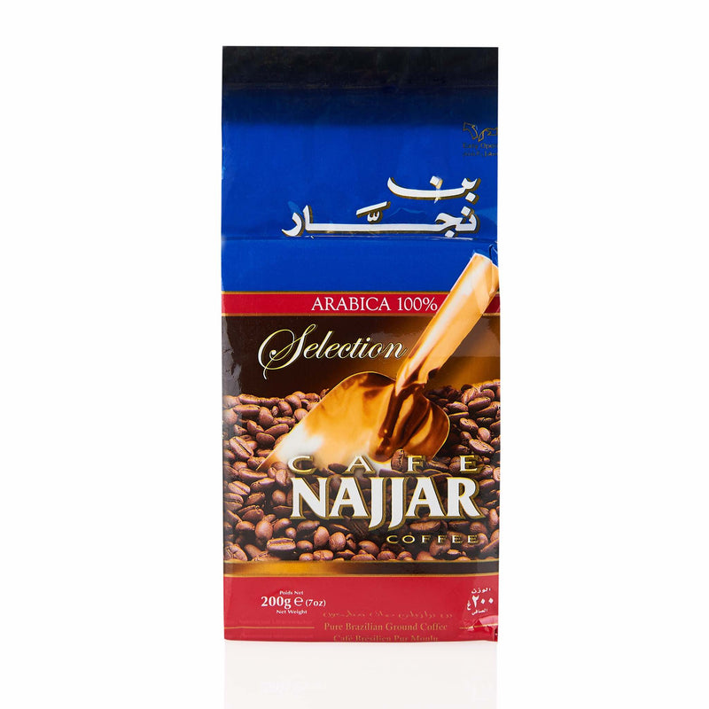 Cafe Najjar Classic Flavor - Front
