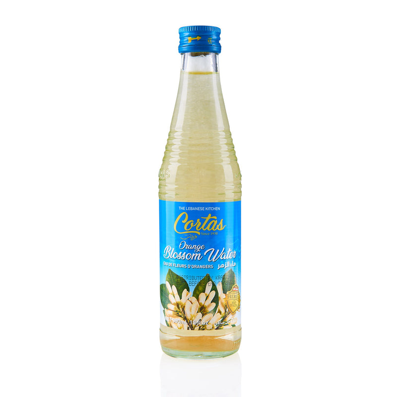 Cortas Orange Blossom Water - Front