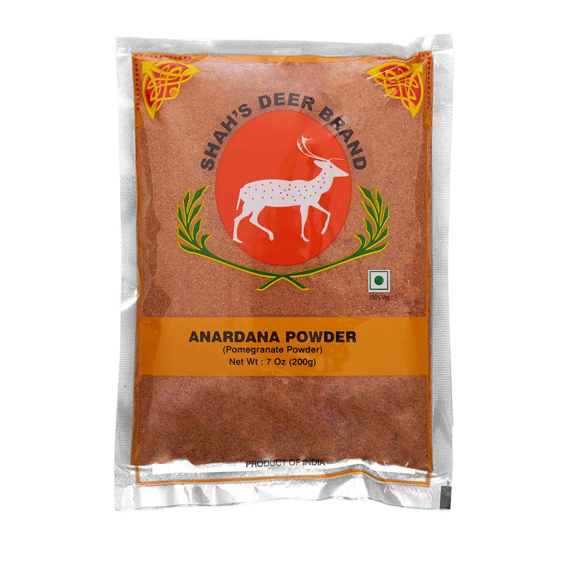 Deer Anardana Pomegranate Powder - Front