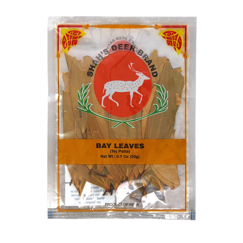 Deer Bay Leaves Tej Patta - Front