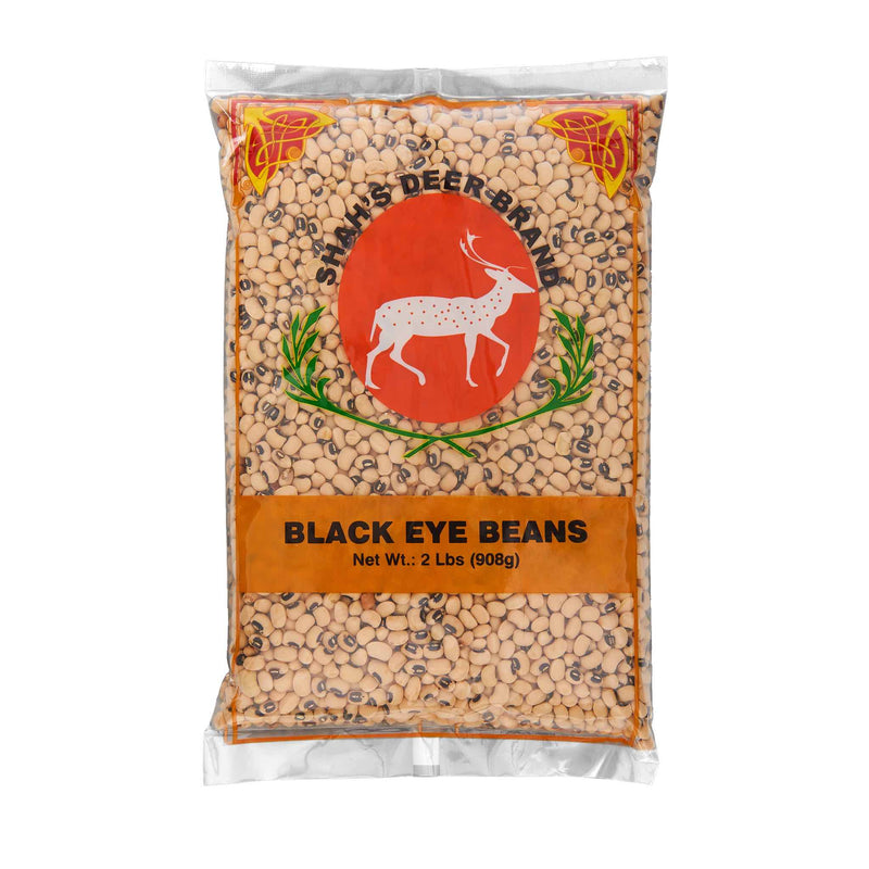 Deer Black Eye Beans - Front