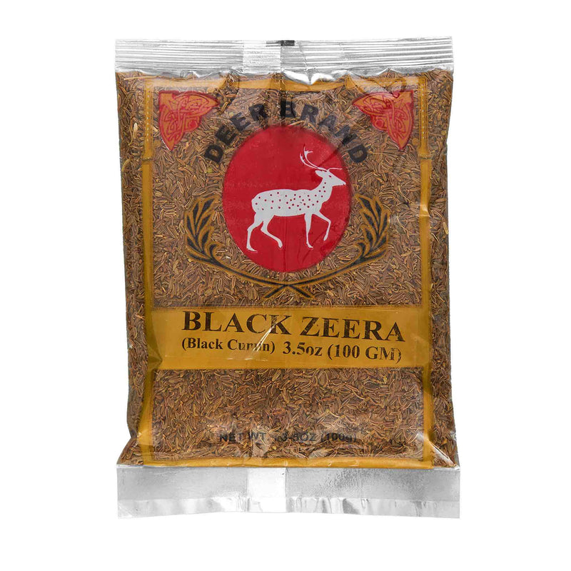 Deer Black Cumin Seeds - Front
