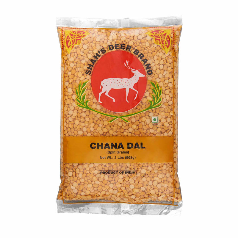 Deer Chickpea Split Chana Dal - Front