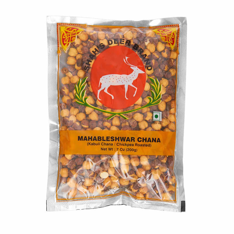 Chickpea Roasted Mahabaleshwar Chana - Front