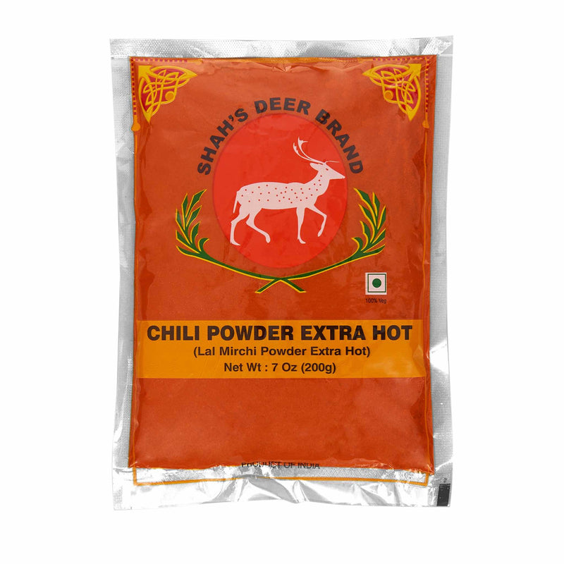 Deer Chili Powder Hot Lal Mirchi Powder Mild - Front