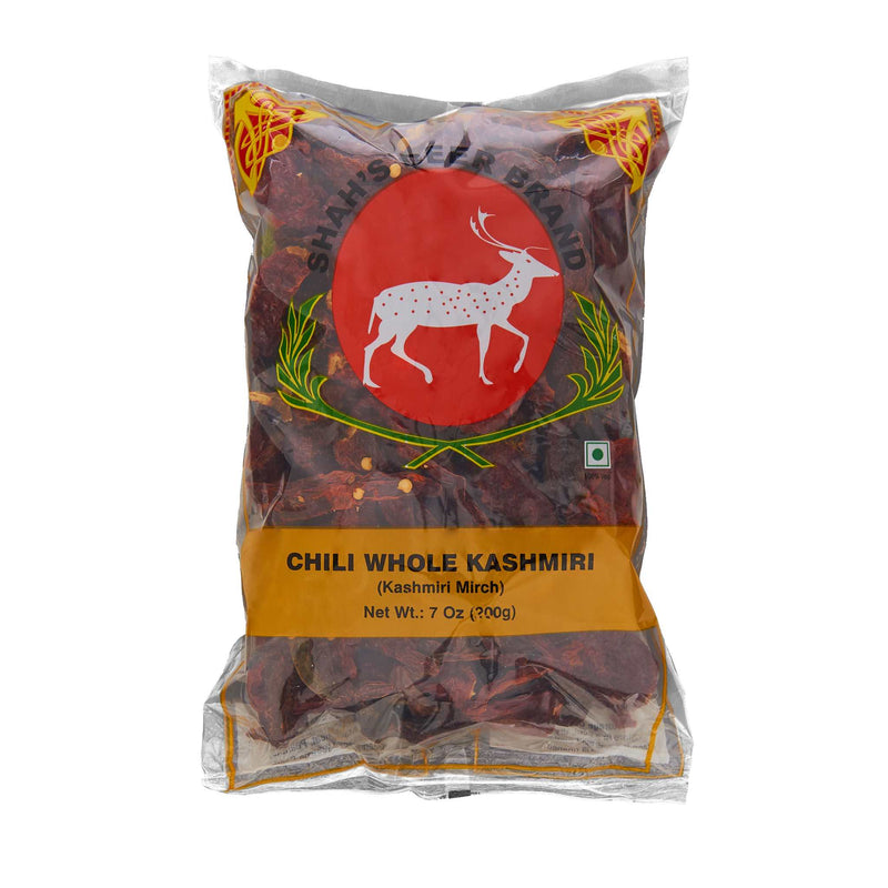 Deer Chili Whole Kashmiri - Front