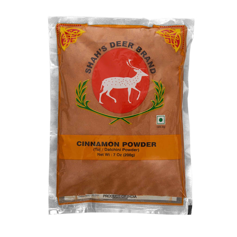 Deer Cinnamon Powder - Front
