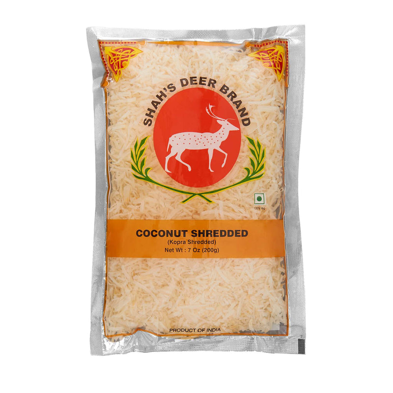 Deer Coconut Shredded - Front
