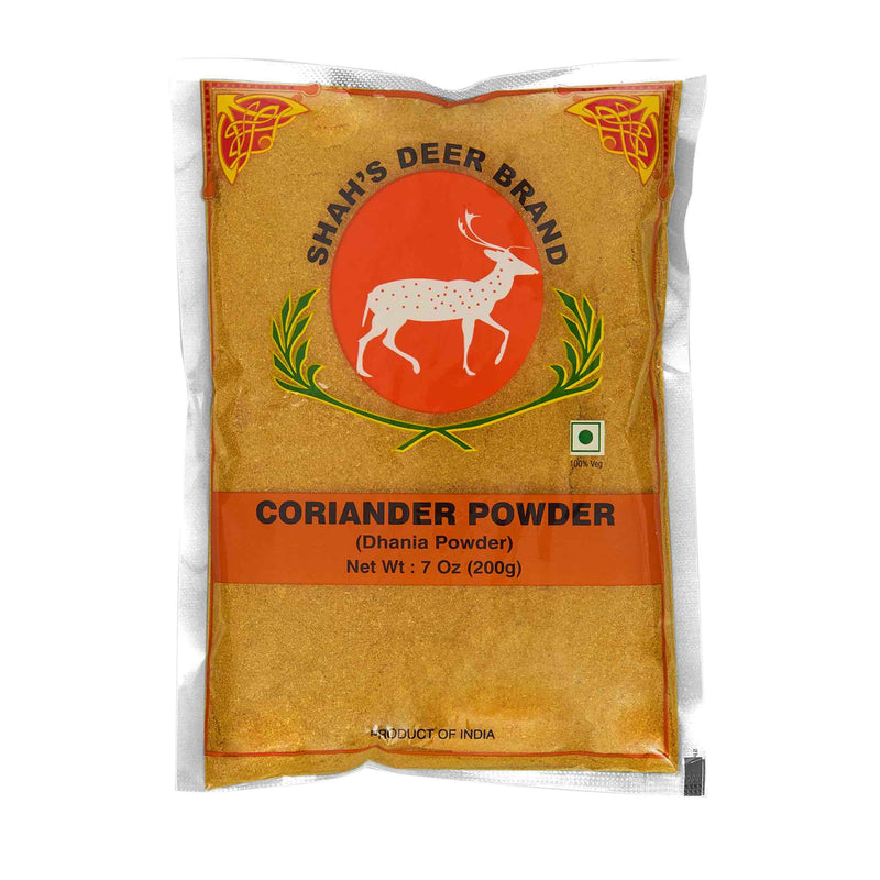 Deer Coriander Powder - Front