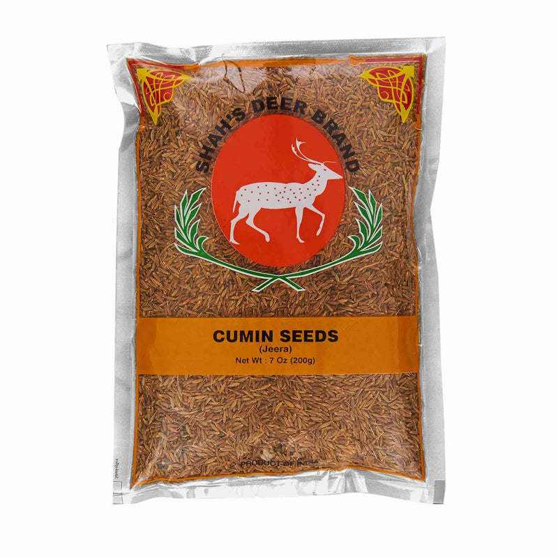 Deer Cumin Seeds - Front