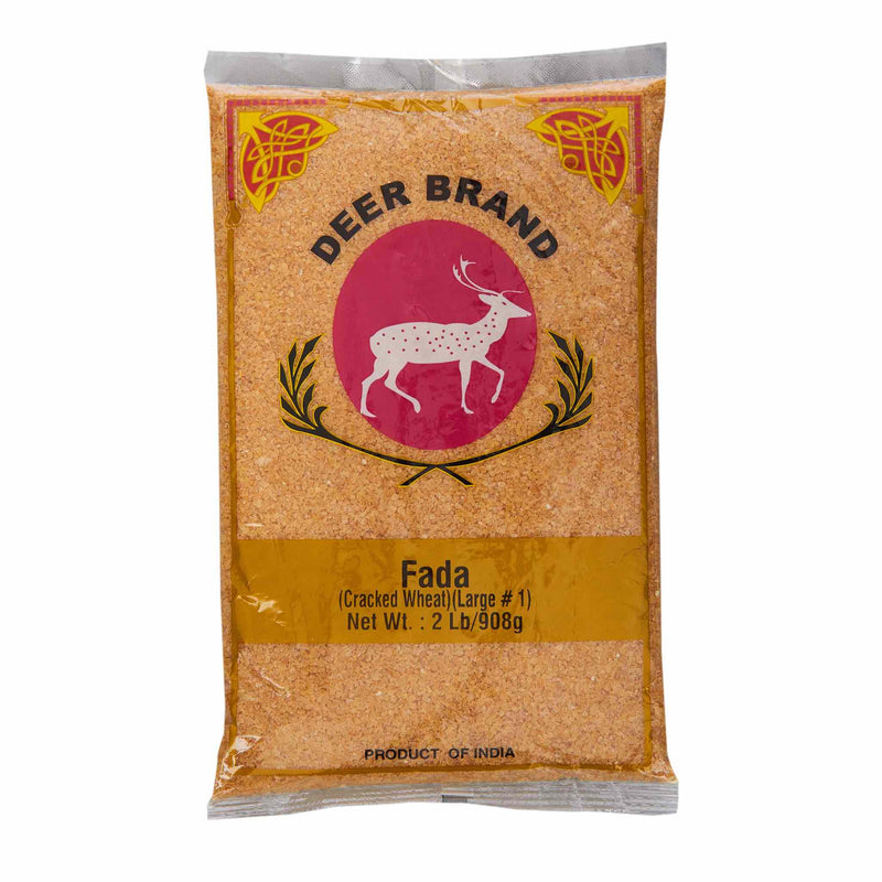 Fada Cracked Wheat Large - Front