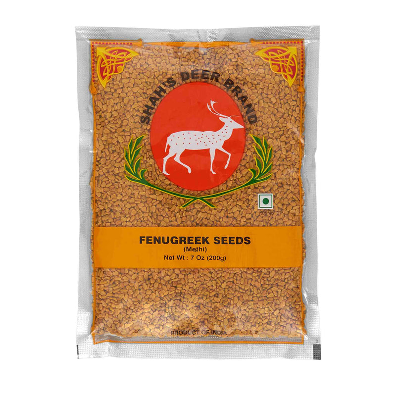 Deer Fenugreek Seeds - Front