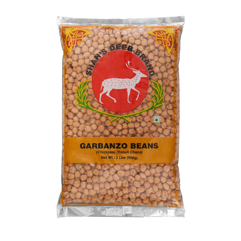 Deer Garbanzo Kabuli Chana - Front