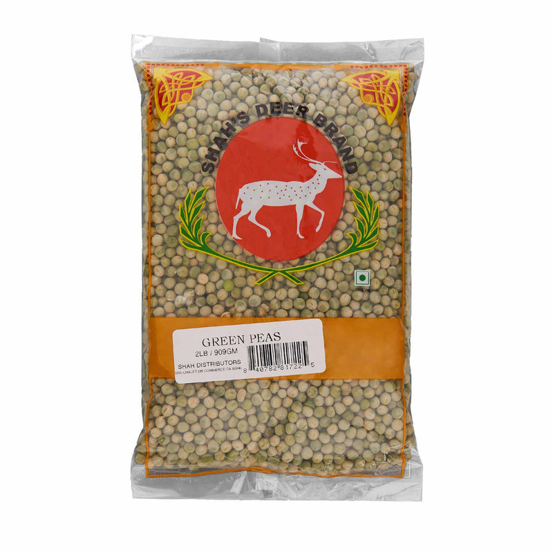 Deer Green Peas Whole - Front