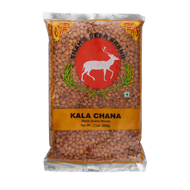 Deer Black Grams Whole Kala Chana - Front