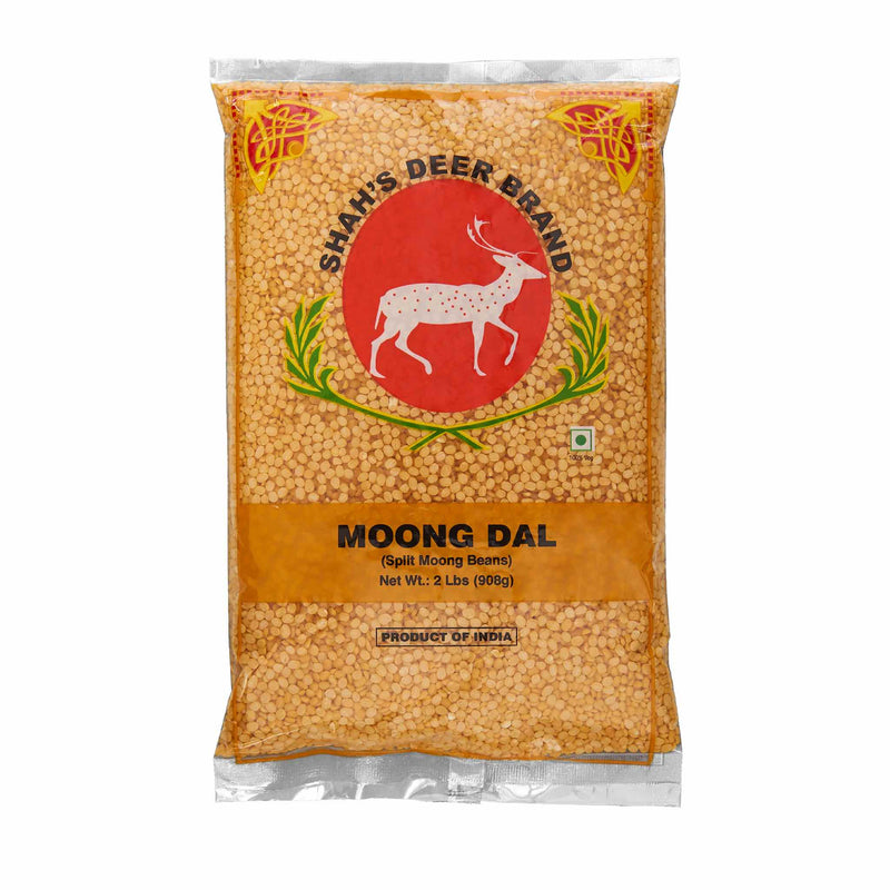 Deer Green Gram Split - Moong Dal