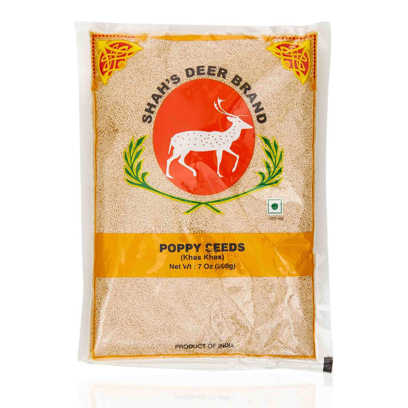 Deer Poppy Seeds Khas Khas - Front