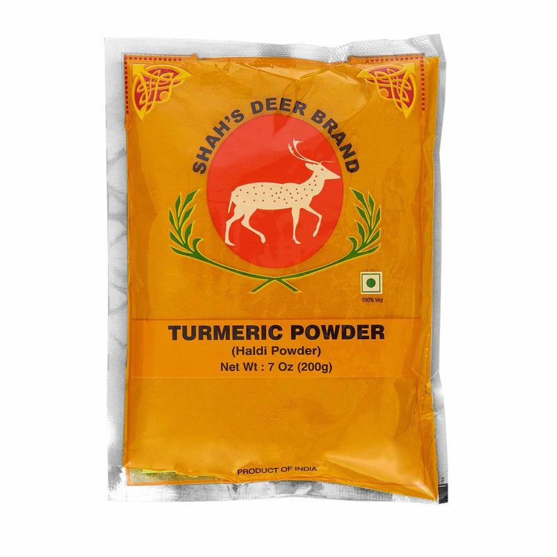 Deer Turmeric Powder - Front