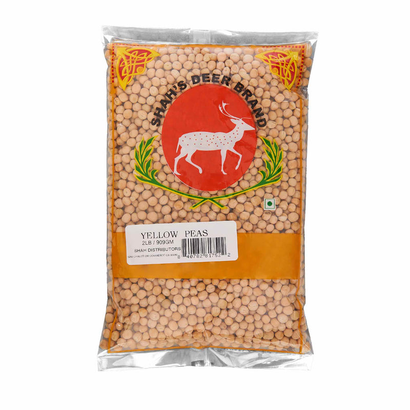 Deer Yellow Peas - Split