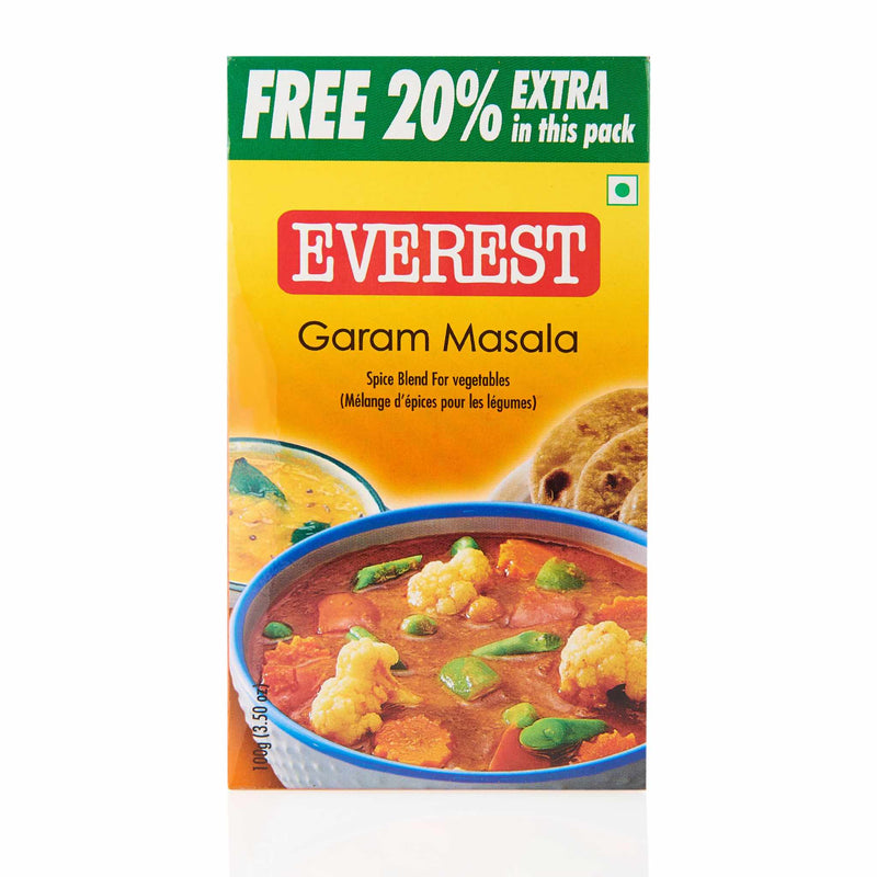 Everest Garam Masala - Front