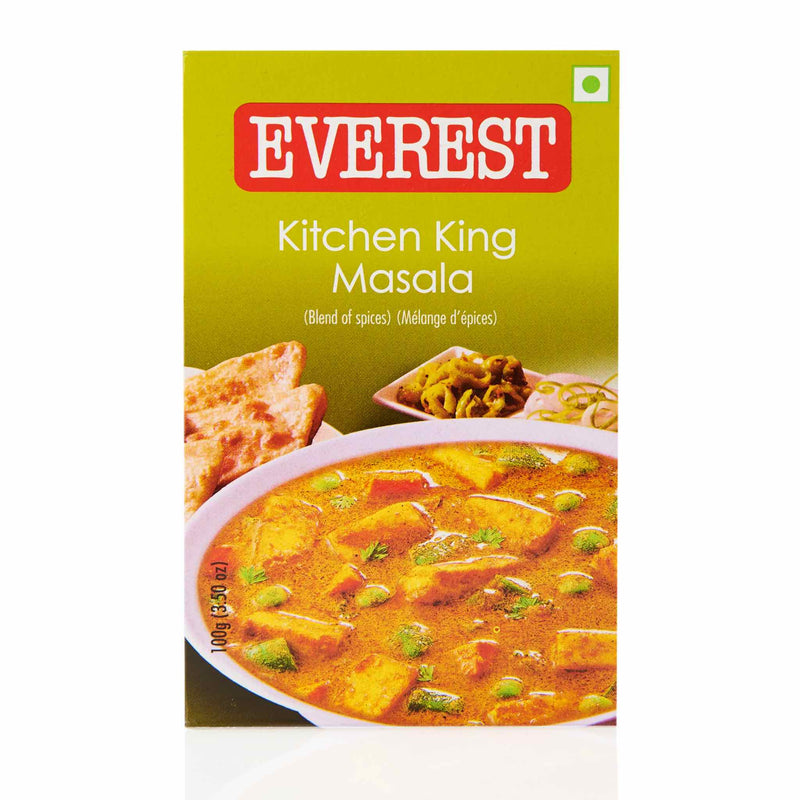 Everest Kitchen King Masala - Front