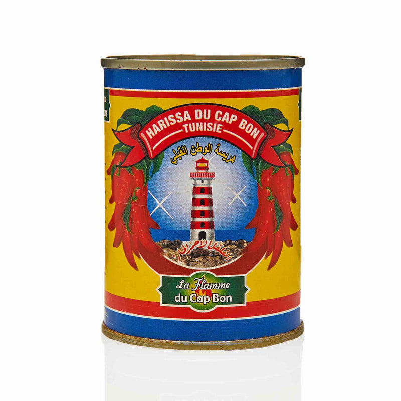 Harissa Tunisian Chili Pepper Paste - Front